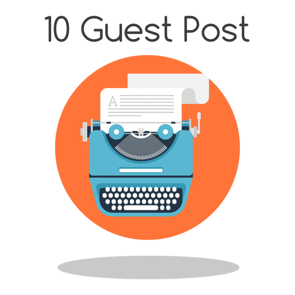 10 Guest Post, su network privato