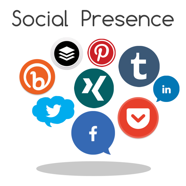 Social Presence - Accresci la tua presenza sui social network